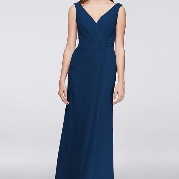 542ab8dc4406 David's Bridal Dresses | Nwtbridesmaiddressdavid039sbridalf19585ma ...